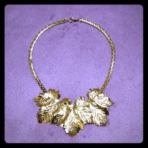 Maple Leaf Necklace